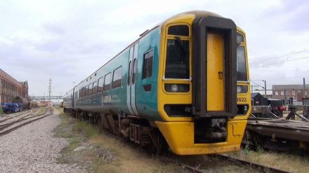 87.– Newport (Wales) – Gloucester – Bromsgrove – Water Orton – Derby – Chesterfield – Doncaster